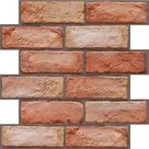 Kaufen Sie 26, erhalten Sie 100 Creative Home Beautification 3D Mosaic Sticker   Typ 10 / 24 pcs