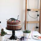 Dino Party oder: Die dramatischste Kuchenrettung