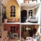 Kids room, Bedroom for a girls, play house, maileg accessories, Beautiful toys for toddler birthday