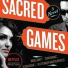 Sacred Games: A Novel - Paperback