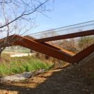 Can Gili Footbridge / Alfa Polaris