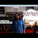 எங்க வீட்டு சமையலறை   My Kitchen tour in Tamil - Part 1   மண்சட்டி  கல்சட்டி  மாக்கள்  
