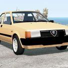 BeamNG   Alfa Romeo Arna L 920 1983   BeamNG Drive Mods Download