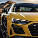 Pictures Audi R8 V10 Performance Quattro Vegas Yellow