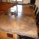 Cement Countertops