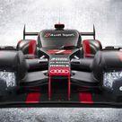 Audi R18 für WEC 2016 Neues Le Mans Auto im F1 Design