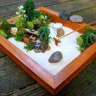 Miniature Zen Garden