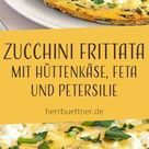 Zucchini Frittata ...