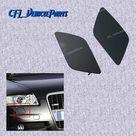 OnSale Front L R Bumper Headlight Washer Cover Unpainted 4F0955275 4F0955276 For Audi A6 C6 Quattro S6 2005 2008