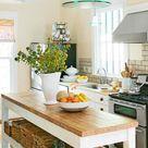 Kücheninsel zu Hause - 30 stilvolle Einrichtungsideen für Ihre Küche