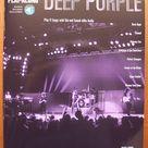 Deep Purple Guitar Play-Along Volume 190 Guitar TAB Songbook Audio Online