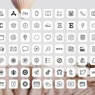 iPhone iOS 14 App Icons Pack, iOS 14 Homescreen, iOS 14 icons, iPhone app icons Aesthetic iOS14