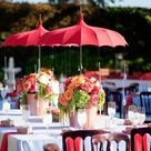 Umbrella Centerpiece