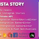Premium Instagram Story Saver With Admob FB Startapp Banner-Interstitial-Native | Codelib App