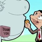 Mr Bean Mime Games All New Season Episode Dailymotion Mr Seasons Something To Do