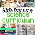 Little Learners Science Curriculum - Preschool, Pre-K, and Kindergarten - Pocket of Preschool