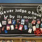 Book Bulletin Board