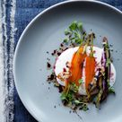 Roasted carrots with honey, sage and garlic :: Cannelle et Vanille