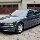 No Reserve 39k Mile 2001 BMW 740iL