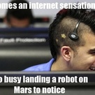 NASA's brightest star: How a technician's haircut threatened to overshadow the whole Mars Curiosity Rover landing
