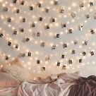 String Lights with clips