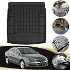 OMAC Premium Cargo Trunk Liner Black for Volkswagen Passat CC 2008 2011