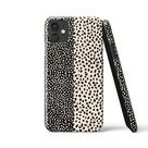 HALF MINI DALMATIAN Phone Case - iPhone 12 Pro / Tough Case - Gloss