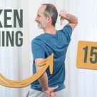 Rückenschmerzen? Dein 15-Minuten-Training für zuhause