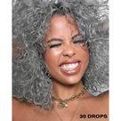 SHRINE Drop It Hair Colourant - Silver 20ml