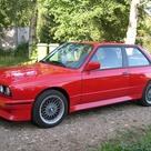 BMW M3 E30 Sport Evolution 1988