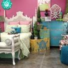 Girl Nursery Colors