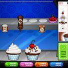 Papa's Cupcakeria on PrimaryGames.com