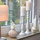 Schöne Aussichten - Fensterdekoration ohne Gardinen