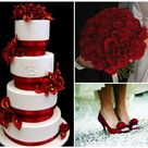 Wedding Themes Red