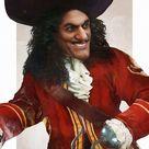 Captain Hook Peter Pan