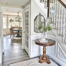 Farmhouse Entryway table ideas to dazzle your guests   Farmhousehub