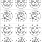 Times Table Worksheets – 1, 2, 3, 4, 5, 6, 7, 8, 9, 10, 11, 12, 13, 14, 15, 16, 17, 18, 19 and 20 – Fifty Worksheets / FREE Printable Worksheets