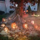 Extremely scary Halloween decorations