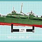 COBI Historical Collection Patrol Torpedo Boat PT-109