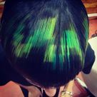 Pixelated Hair Is Now a Thing and It's Kind of Amazing