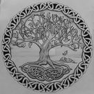 Tree of life with rocks by Tattoo-Design on DeviantArt