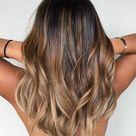 Ombre Blond Braun - welche sind die trendigen Farbtechniken für den Sommer? - Frisurentrends - ZENIDEEN