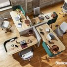 Steelcase Flex Mobile & Reconfigurable Office Furniture Collection | Steelcase