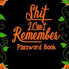 password book Personal Password Keeper and Organizer for Usernames, Logins and Site address. Suitable for Office and...