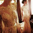 Long Sleeve Wedding