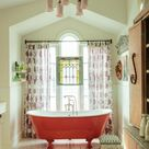 Colorful Country Home