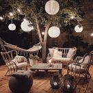 Super Cozy Outdoor Spaces and Decor You'll Love - Wonder Forest