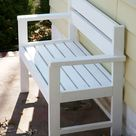 Grandparents Garden Benches
