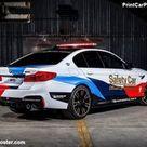 BMW M5 MotoGP Safety Car 2018 Poster. ID:1329236