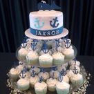 Navy Theme Baby Shower